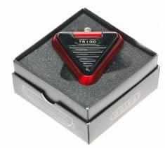 Pedal Triangular RED STALONE