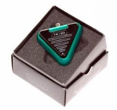 Pedal Triangular GREEN STALONE