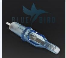 Agujas de Cartucho con Membrana Blue Bird MC